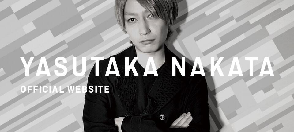 YASUTAKA NAKATA OFFICIAL WEBSITE