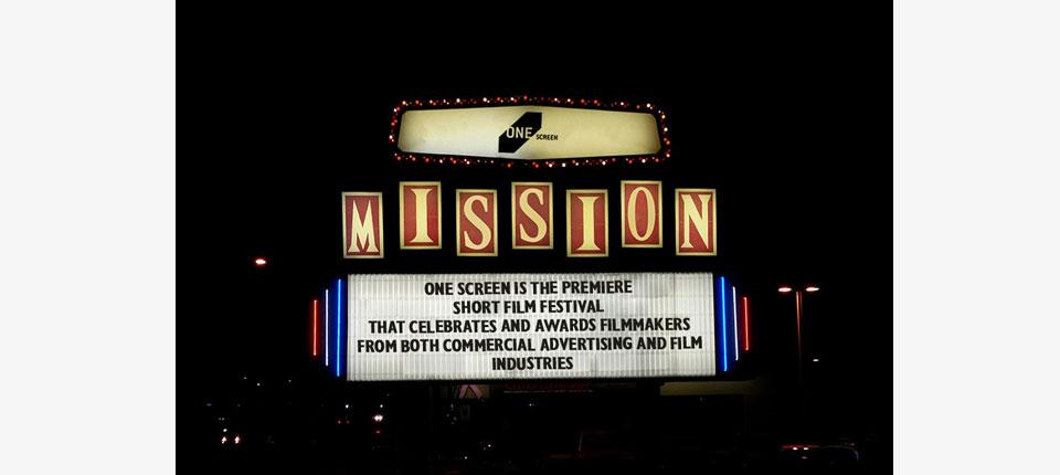 谷口恭介が「2018 One Screen Film Festival」の審査員に選出されました